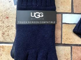 Ugg, оригинал, новые перчатки и шапка