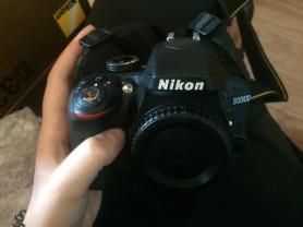 Nikon D3300 (фотоаппарат)