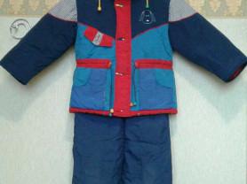 Куртка 92-98 и полукомбинезон