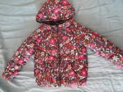 Курточка Zara на девочку. 116. бу
