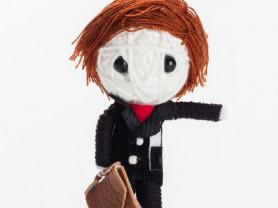 Вайзер - кукла, талисман, ручная работа