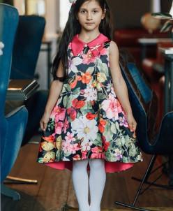 """Платье для девочки """"Флора"""""""
