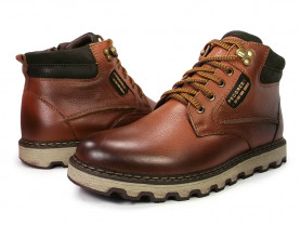 Зимние ботинки р40,41,44,45