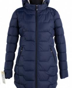 05-0950 Куртка зимняя (Синтепух 300) Плащевка Темно-синий