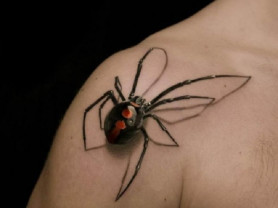 Временные татуировки в ассортименте