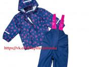 Непромокаемый ветровочный костюм для девочек. Poco