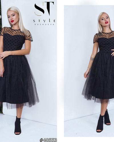 Платье 40554
