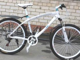 Велосипед на спицах BMW 21 скорость