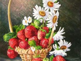 Картины по номерам GX 4247 Вкусный натюрморт