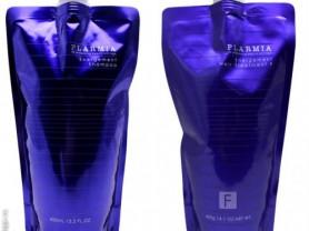 Milbon Plarmia Energement шампунь и маска. Япония