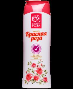 """Шампунь """"Красная роза"""" для сухих и поврежденных волос"""