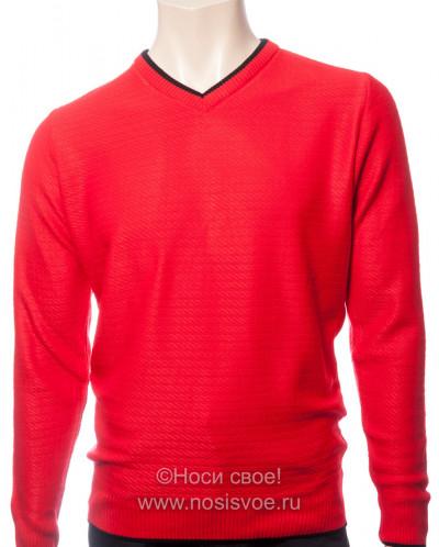А14431 Джемпер мужской (красный)