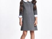 Платье школьное, р. 146