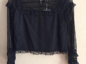 Zara новая блуза