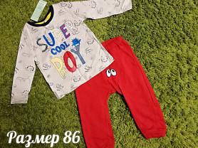 Комплект на мальчика, р. 86, Pepco (Польша)