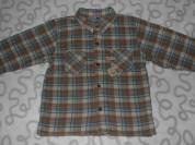 Рубашка с длинным рукавом YCC, 104-110 см