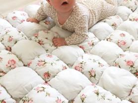 Детские одеяла, простыни, бортики