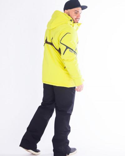 Горнолыжный костюм Snow Headquarter, А-8077, Жёлтый