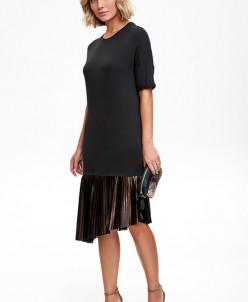 50508 Платье черный