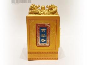 Винтажная коробка из китайского квартала, редкая