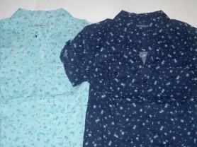 Новые красивые рубашки!!!100% хлопок! 4 цвета!44р