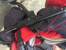 коляска 2 в 1 Zippy