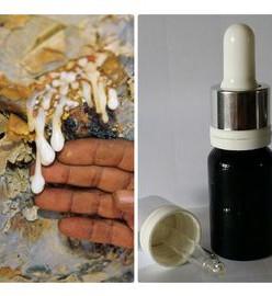 Активное смоляное масло для ногтей уход за кутикулой и укреп