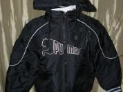 """Куртка """"PUMA"""" двухсторонняя новая с этикетками"""
