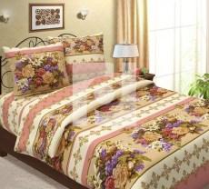 КПБ 1,5 спальный из бязи Стандарт Вышивка