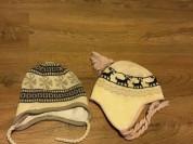 Зимние шапки Bogner и Mothercare.