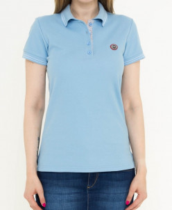 F5 jeans - женская футболка-поло