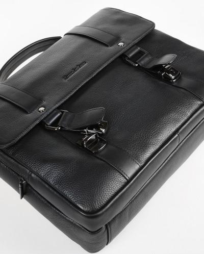 Мужская кожаная сумка Alessandro Beato (Алессандро Беато)
