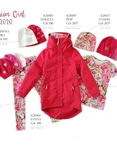 Демисезонная парка/куртка ЛЕННЕ (коллекция весна/осень 2020)
