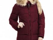 Пальто новое с канадским енотом, 52 р-р