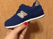 новые кроссовки nb 23