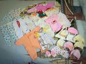 Пакет вещей для малышки (размер 0-3 мес)
