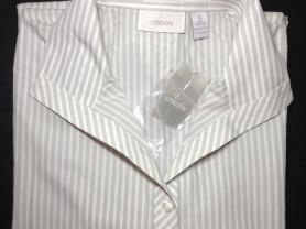 Новая рубашка Chicos размер 52