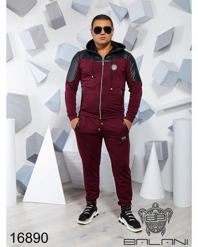 Мужской спортивный костюм - 16892