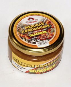 Мёд c экстрактом облепихи