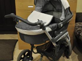 Детская коляска CAM 3в1 в хорошем состоянии
