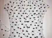 Рубашка блузка женская размер 44 Италия