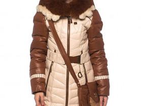 Пальто для девочек (пух)