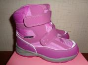 Ботинки новые (зима, мембрана)