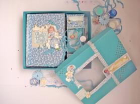 Подарочный набор для мальчика, новорожденного