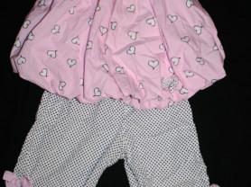 Комплект туника и штанишки kate mack на 3-4 года