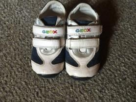 Кроссовки Geox 21 размер/кожа