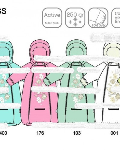 Конверт для новорожденных LENNE (коллекция зимы 19-20 г.г.)