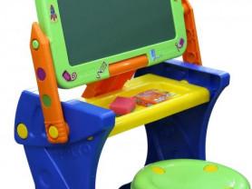 """Набор """"Играй и учись"""" парта и мольберт, стул"""