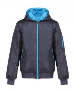 Куртка-бомбер, утеплитель-Hetta  100 г/кв Talvi (межсезонье)