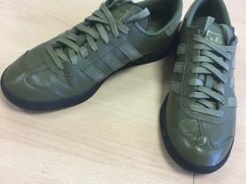 Adidas Originals Hamburg (S82543 olive black city)